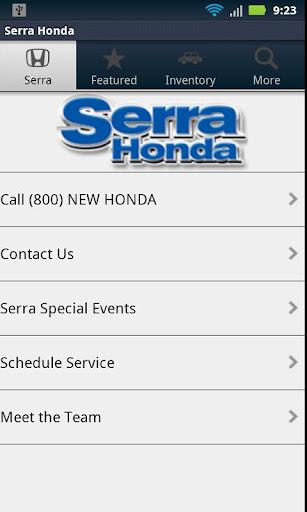 Serra Honda
