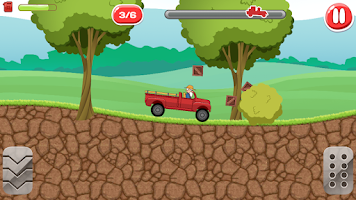 Screenshot of Bad Road