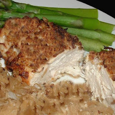 Crunchy Onion Chicken