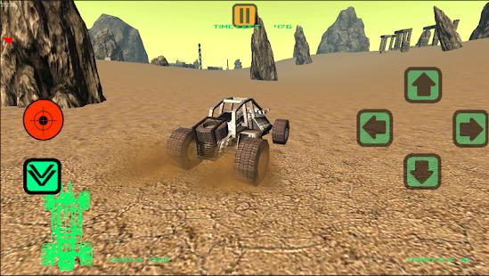 Freehunter Lost Islands HD apk screenshot