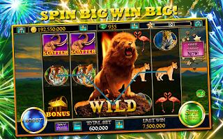 Screenshot of Slots ™ Beach - Slot Machine