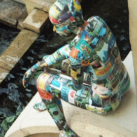 human sculpture by Holly Herrmann - Artistic Objects Other Objects ( gaylord texan )