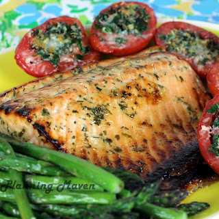 Honey Herb Salmon Recipes