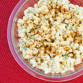 Dill Macaroni Salad Recipes