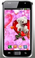 Screenshot of Teddy Bear Valentine Free LWP