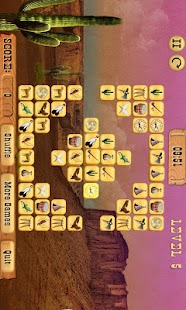 Indian Mysteries Mahjong - screenshot