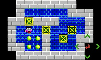 Screenshot of BoxWorld Origins