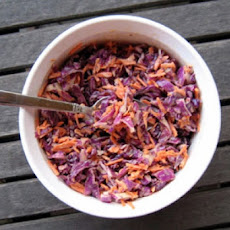 Atkins Red Cabbage Slaw
