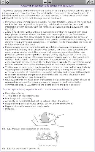 Oxford Handbook Emerg Med 4 Ed - screenshot