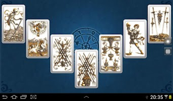 Screenshot of Club TAROT