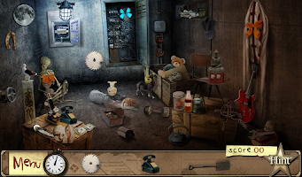 Screenshot of Hidden Object Mystery