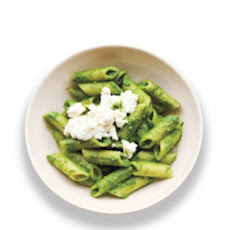 Spinach Pesto Penne