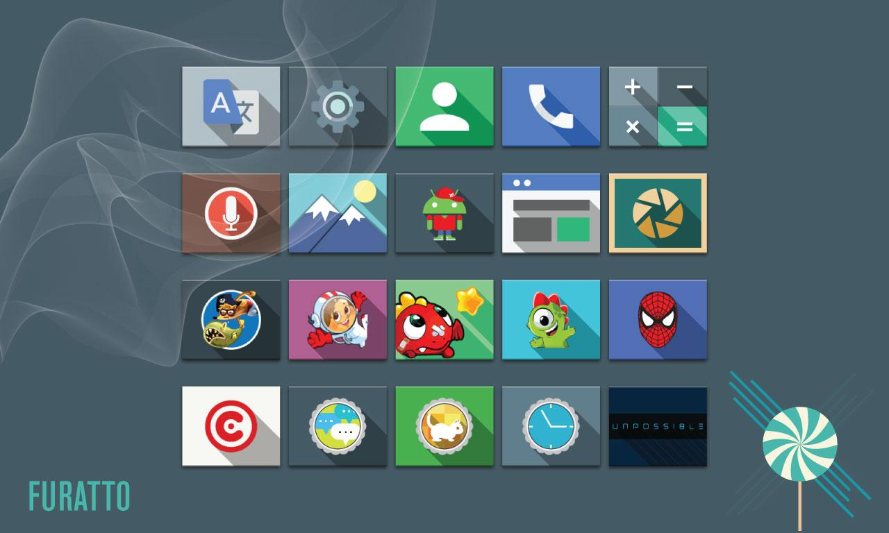 Furatto Icon Pack Screenshot 6