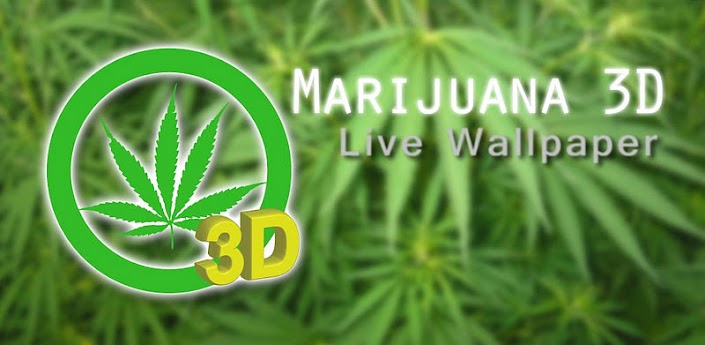 Marijuana 3D Live Wallpaper - Android Apps on Google Play