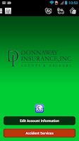 Screenshot of Donnaway Insurance