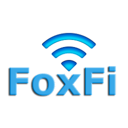 FoxFi Key supports PdaNet