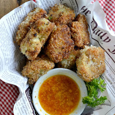 Crispy Coconut Cauliflower