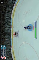 Screenshot of Hockey Nations: Shoot-out