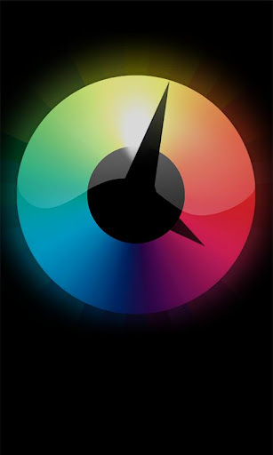 玩個人化App|Rainbow Clock Pro免費|APP試玩