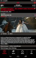 Screenshot of tele - das Fernsehprogramm