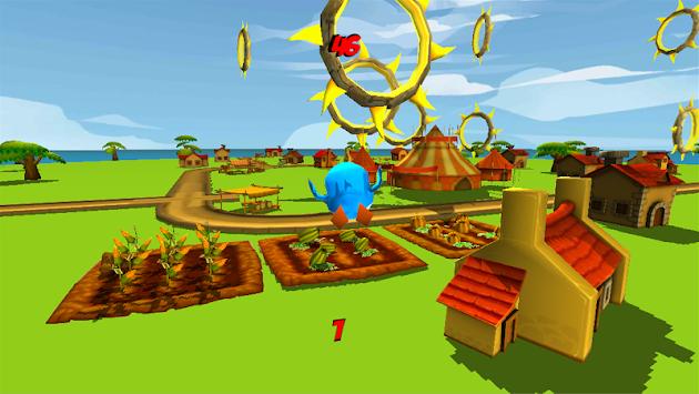 Игра летающая птица на андроид