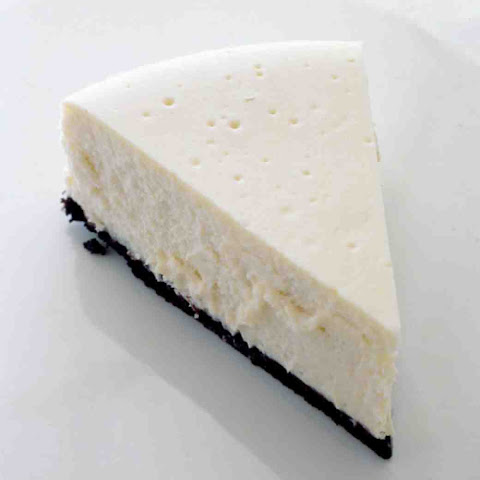 New York-Style Cheesecake