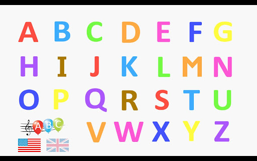First Alphabet HD