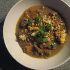 Curried Beef and Potato Stew