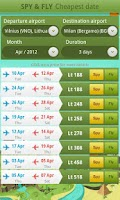 Screenshot of TicketHunter-find lowest price