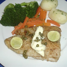 Sauteed Chilean Sea Bass