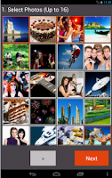 Screenshot of Pics Grid