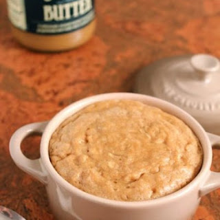 Speculoos Cookie Butter Baked Oatmeal for One