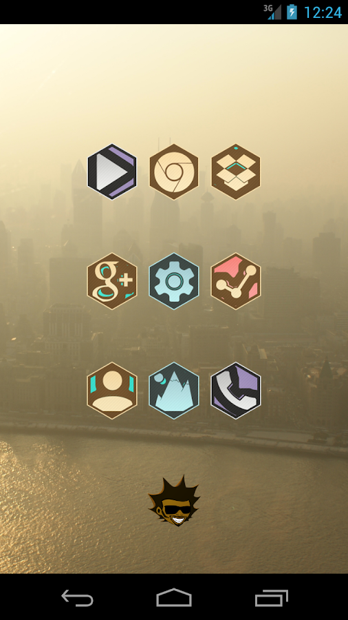 Tha Medal - Icon Pack Screenshot 0