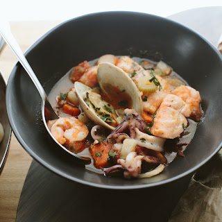 Salmon Seafood Stew Recipes