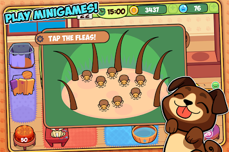 My Virtual Pet Shop - Cute Animal Care Game- screenshot thumbnail