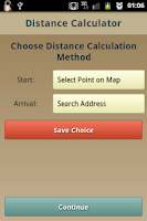 Screenshot of Distance Calculator - Measurer