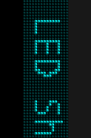 Screenshot of LED Show 1.2.2