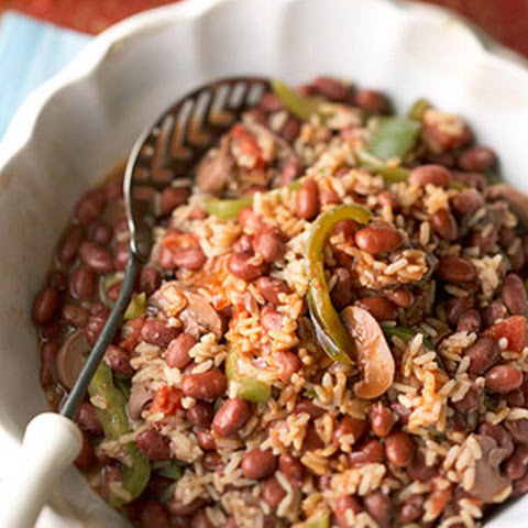 Glutinous Rice With Red Bean Paste, Walnuts, And Currants Recipes ...
