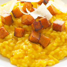 Goat's Cheese And Butternut Squash Risotto Recipe