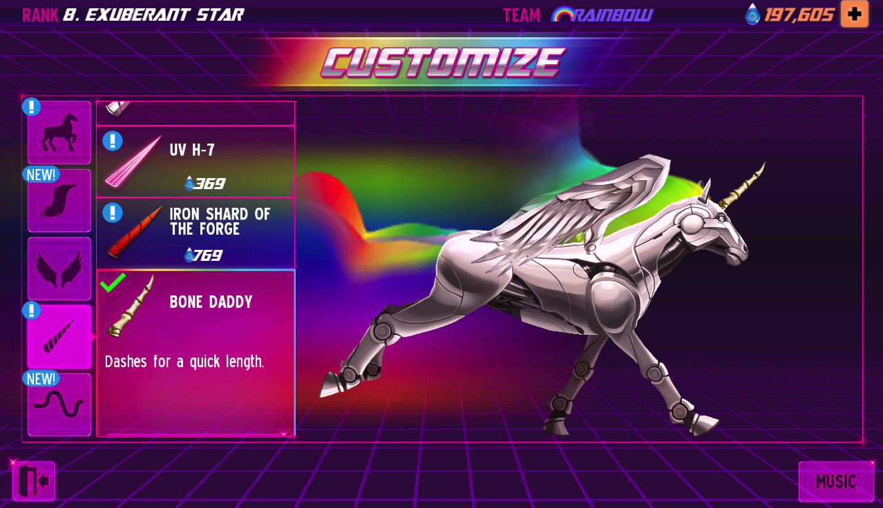 Robot Unicorn Attack 2 Screenshot 18