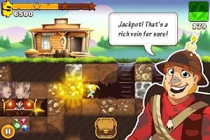 Screenshot of California Gold Rush