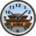 Todaiji Temple Afternoon Clock icon