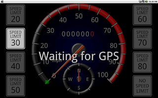 Screenshot of Speed Watcher Pro