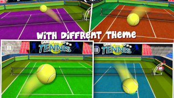 Screenshot of International Tennis Court