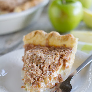 Apple Cream Pie With Crumb Topping Recipes