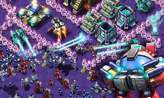 Screenshot of Wars of Star Conquest