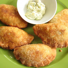 Louisiana Fried Meat Pies With Cajun Tartar Sauce