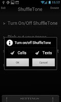 Screenshot of ShuffleTone 3.0