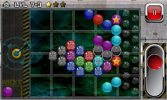Screenshot of BubbleMech