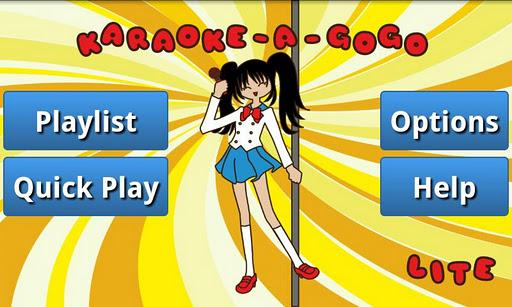 Karaoke-A-GoGo Lite